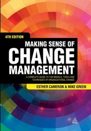 Making Sense of Change Management, Cameron Esther