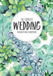 Wedding Planner Book - The Complete Wedding Guide, Gibson William C