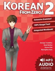 Korean From Zero! 2, Trombley George