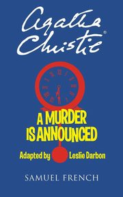 Murder is Announced, A, Christie Agatha