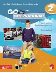 Go International! 2 Student's Book + 2 CD, Mark Tulip, Claudia Bianchi