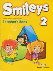 Smileys 2 Teacher's Book, Dooley Jenny, Evans Virginia