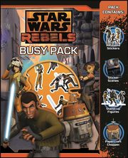 Busy Pack Star Wars Rebels,