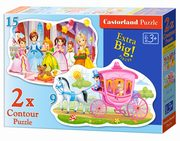 Puzzle The Princess Ball 2w1,