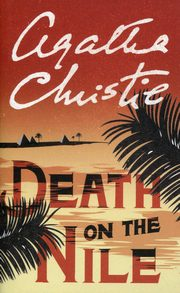 ksiazka tytuł: Death on the Nile autor: Christie Agatha