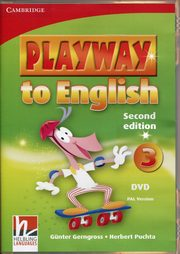 Playway to English 3 DVD,