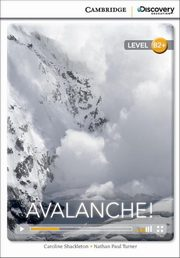 Avalanche!, Shackleton Caroline, Turner Nathan Paul