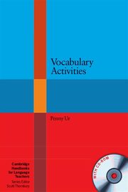 Vocabulary Activities with CD-ROM, Penny Ur