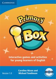 ksiazka tytuł: Primary i-Box Classroom Games and Activities CD autor: Nixon Caroline, Tomlinson Michael