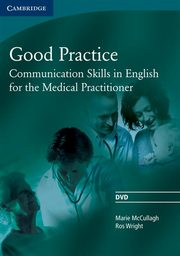 Good Practice DVD, McCullagh Marie, Wright Ros