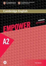 Cambridge English Empower Elementary Workbook with answers, Anderson Peter