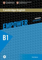 Cambridge English Empower Pre-intermediate Workbook with answers, Anderson Peter