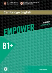 Cambridge English Empower Intermediate Workbook with answers, Anderson Peter