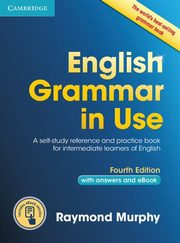 English Grammar in Use  with answers and eBook, Murphy Raymond