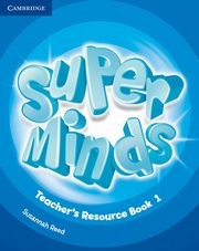 Super Minds 1 Teacher's Resource Book with CD, Reed Susannah
