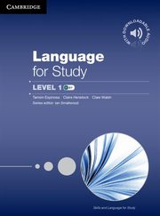 Language for Study 1 Student's Book, Henstock Claire, Espinosa Tamsin, Walsh Clare