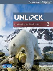Unlock 3 Reading and Writing Skills Student's Book and Online Workbook, Westbrook Carolyn