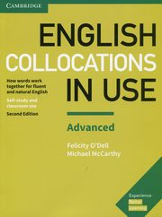 English Collocations in Use Advanced,