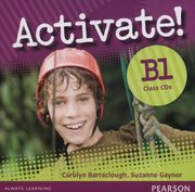 Activate B1 class CD, Barraclough Carolyn, Gaynor Suzanne
