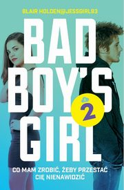 Bad Boy's Girl 2, Holden Blair