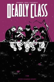 Deadly Class Tom 2, Remender Rick