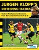Jurgen Klopp's Defending Tactics - Tactical Analysis and Sessions from Borussia Dortmund's 4-2-3-1, Terzis Athanasios