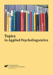Topics in Applied Psycholinguistics - 05 Verbal dominance vs. temperamental and anxiety variables of FL university students,